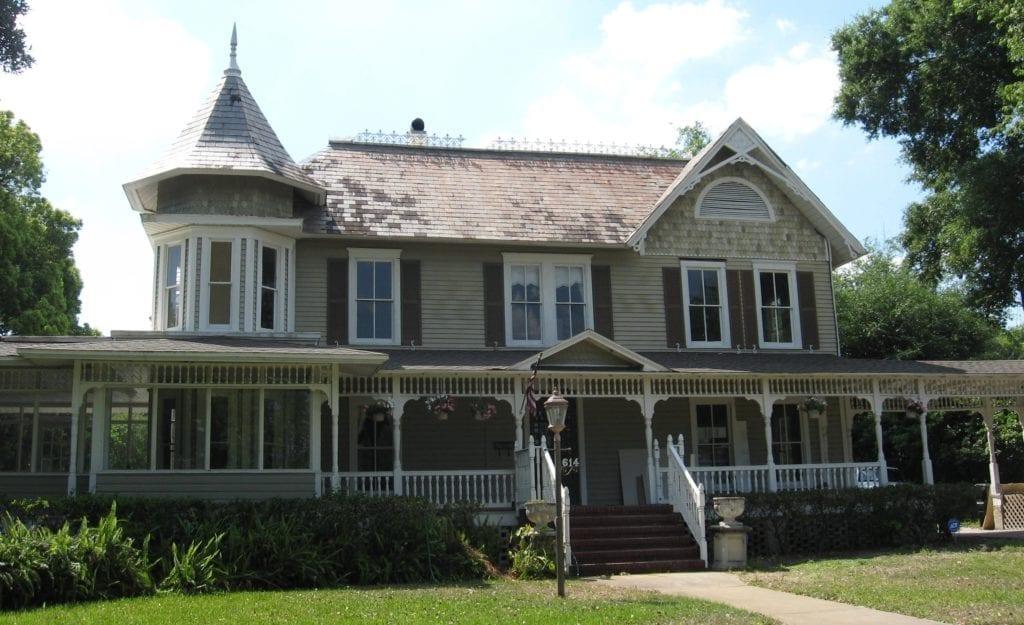 Orlando Historic Districts Lake Cherokee The Craftsman
