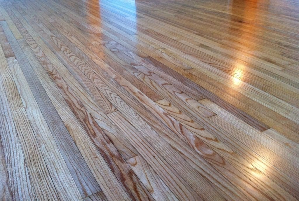 A history of wood floors for Oak wood flooring