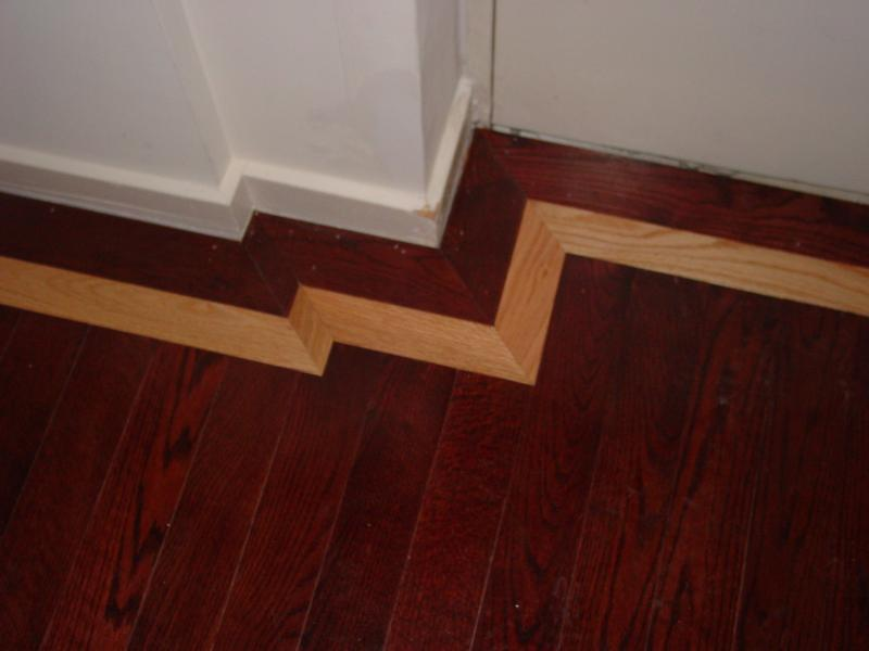 5 worst mistakes of historic homeowners part 2 floors for Hardwood floor designs borders