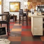 Marmoleum Linoleum flooring