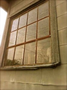 Historic Steel Window