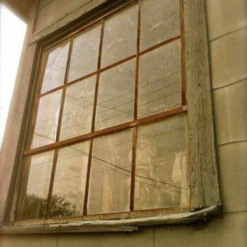 Historic Steel Window