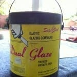 Glazing Putty