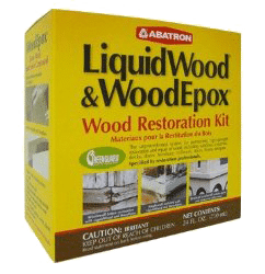 Abatron LiquidWood WoodEpox