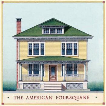 American Foursquare Style
