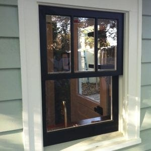Historic Wood Window