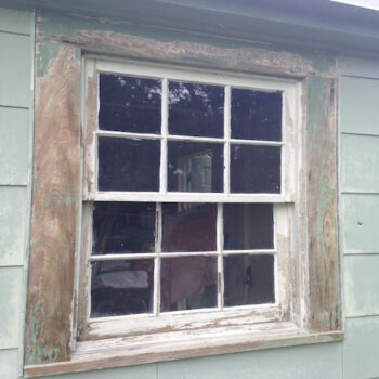 How To: Paint a Wood Window Sash