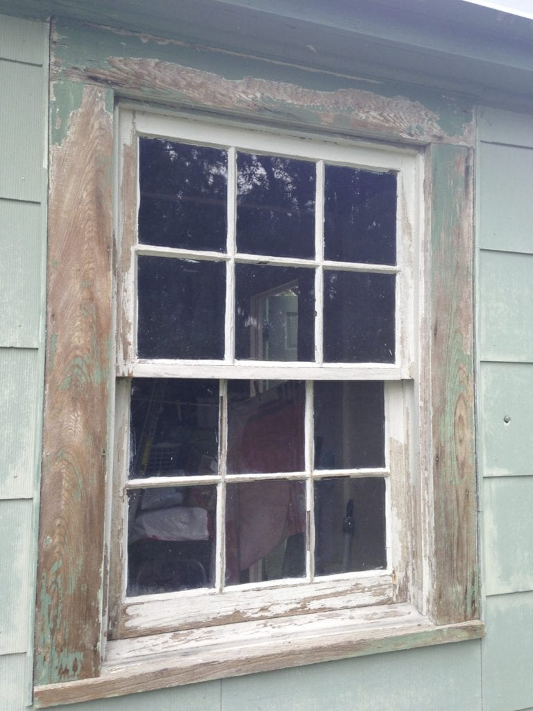 Rain Glass Bathroom Window How To Paint A Wood Window Sash The Craftsman Blog