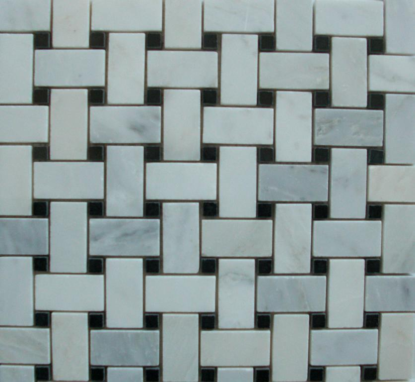 1 Hexagon Ceramic Floor Tile