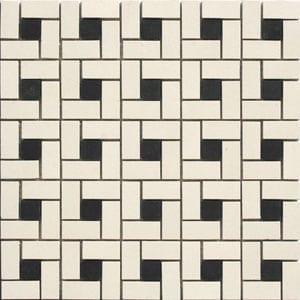 Pinwheel tile