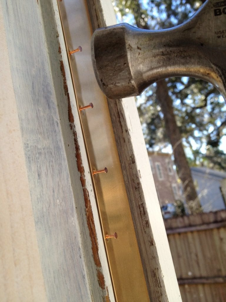 How To Weatherstrip Wood Windows The Craftsman Blog