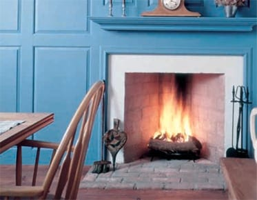 What is a rumford fireplace and why it 39 s better than for Count rumford fireplace