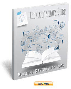 Building restoration plan