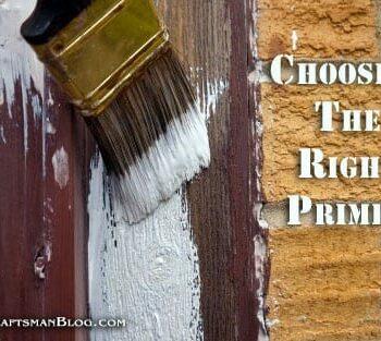 Choosing the Right Primer
