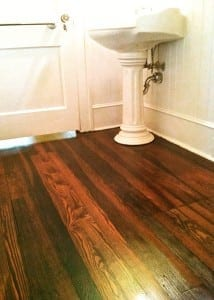How to fix creaky wood floors