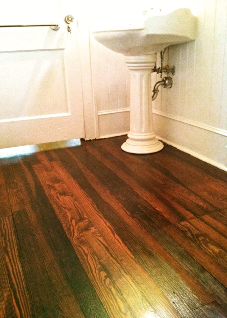 Ask the craftsman what 39 s the best finish for wood floors for Wood floor finishes
