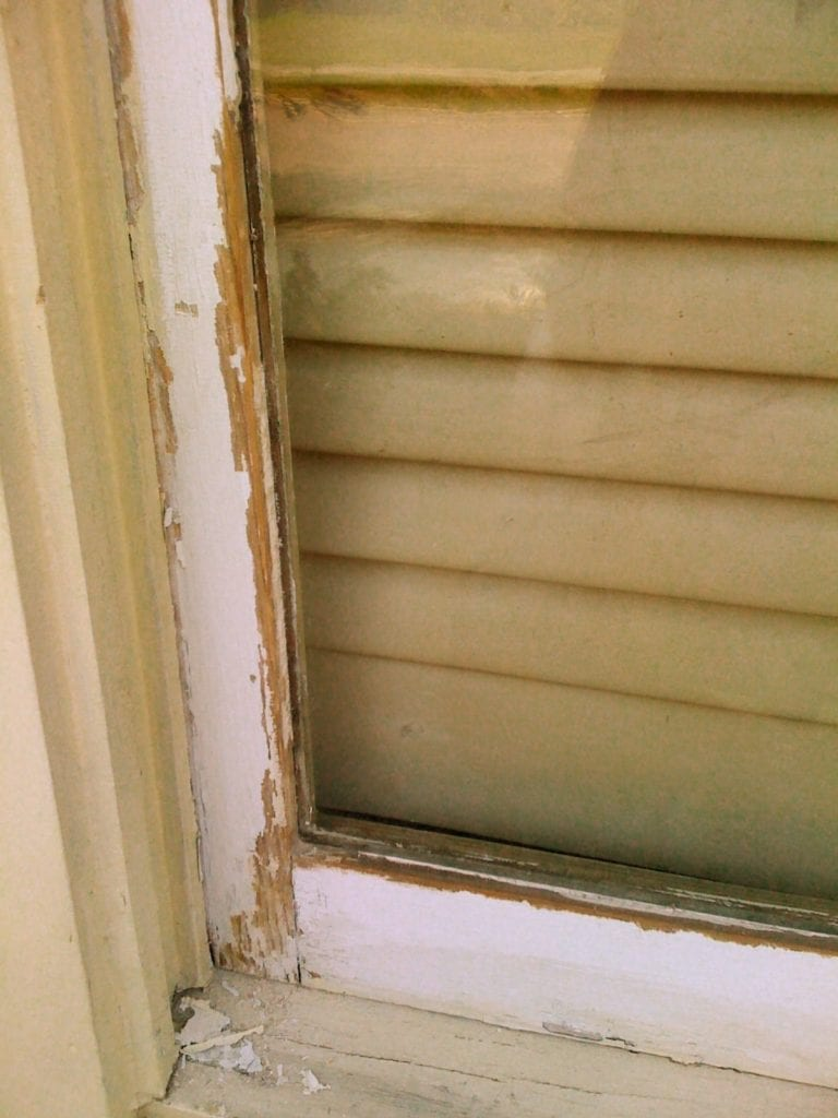 Ask The Craftsman Can I Reglaze Windows Without Removing