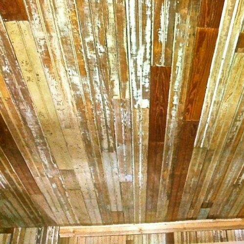 How To Make Your Beadboard Ceiling Beautiful The Craftsman Blog