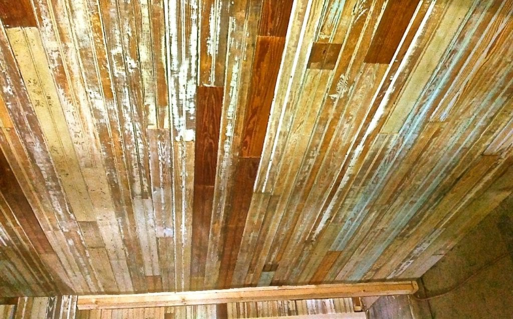 Ask The Craftsman How To Fix Sagging Beadboard Ceiling