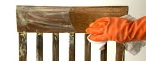 remove stain from wood