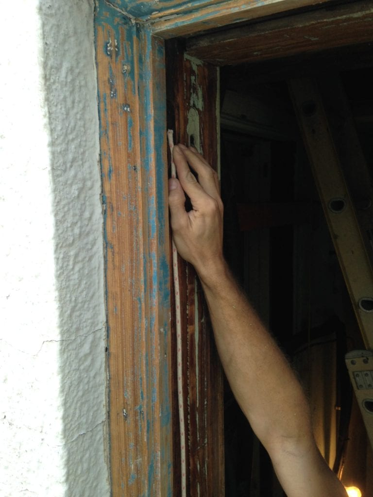 The Easiest Way To Measure Sash Cord The Craftsman Blog