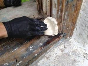 repair window jamb
