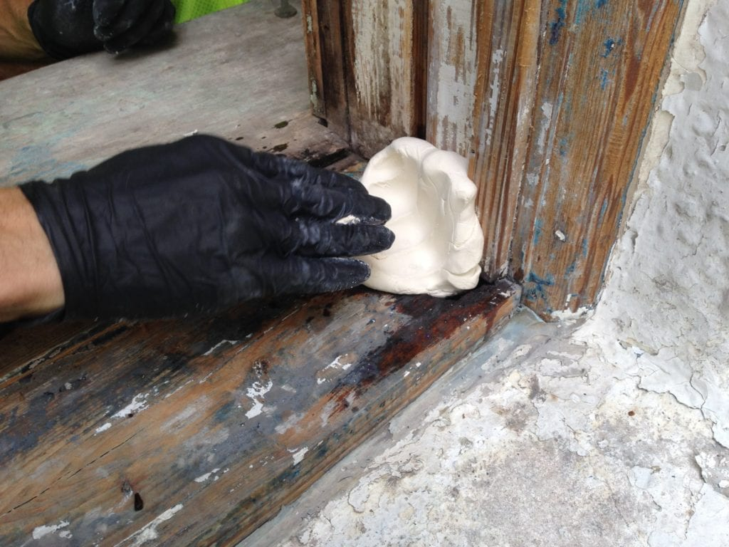 how to repair weathered window sills the craftsman blog