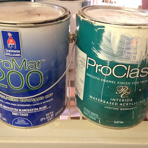 What is My Favorite Water-Based Paint?