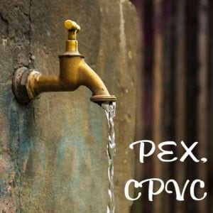 PEX-CPVC-Copper-Plumbing
