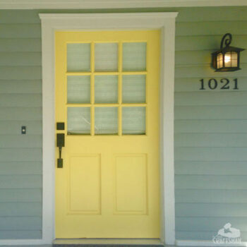3 Steps to a Stunning Front Door