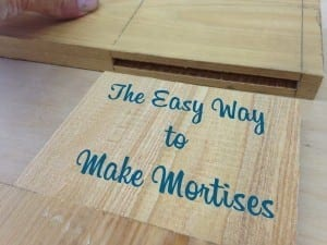 How-to-make-mortises