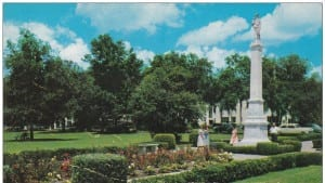 Orlando's Confederate Soldier Stature
