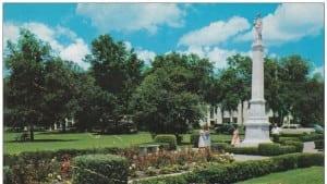 Orlando's Confederate Soldier Stature
