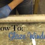 how-to-glaze-windows