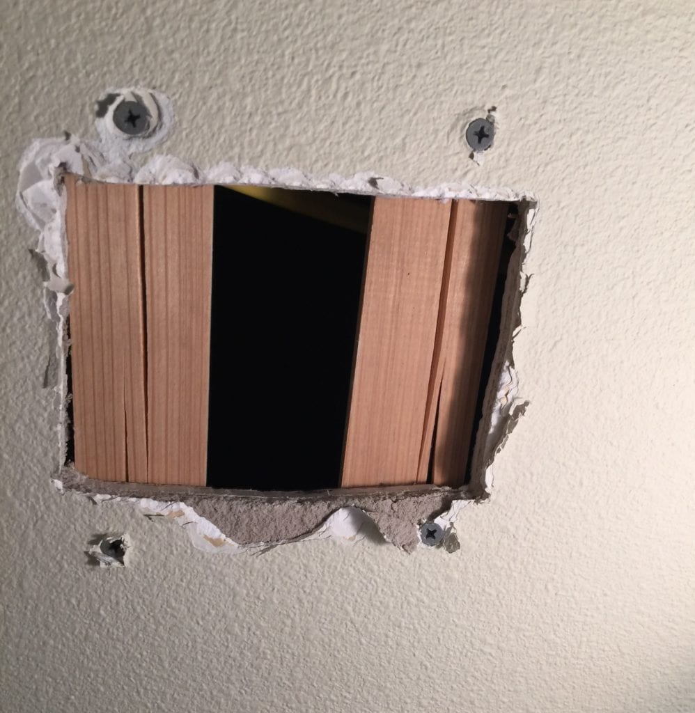 How To Patch Plaster The Craftsman Blog