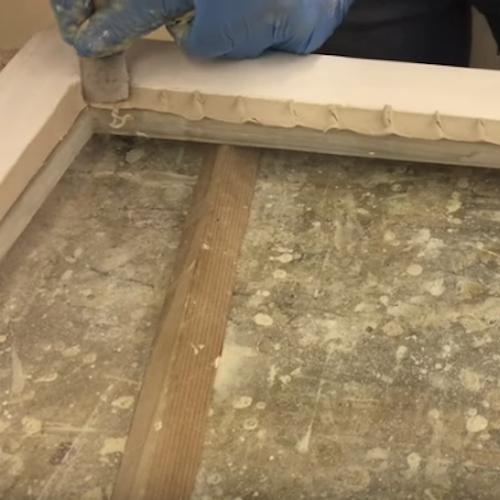 How To: Glaze Windows