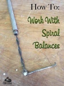 Spiral Balances