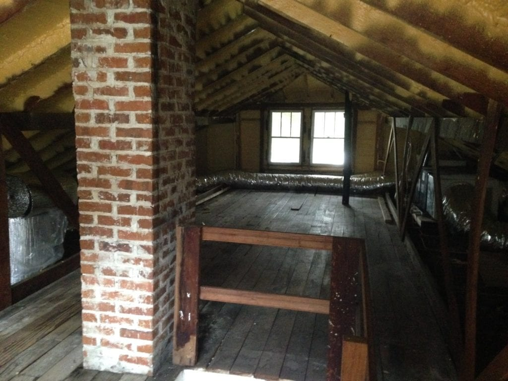 How to turn an attic into a bedroom the craftsman blog An attic room