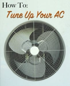 how to tune up your ac