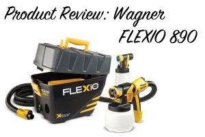Flexio 890 paint sprayer