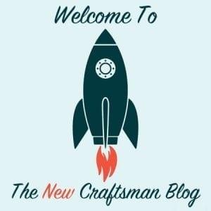 The new craftsman blog