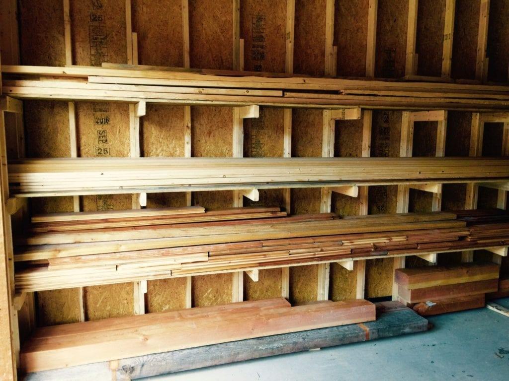 ideas apieceofrainbow lumber rainbow rack and of piece storage creative firewood a