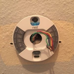 how to install nest base