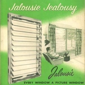 jalousie jealousy jalousie windows