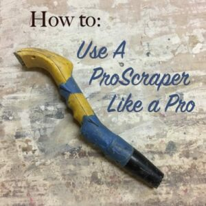 how to use a proscraper like a pro