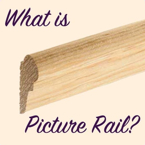 What is Picture Rail? | The Craftsman Blog