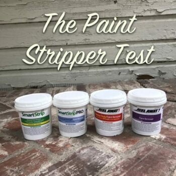 the paint stripper test