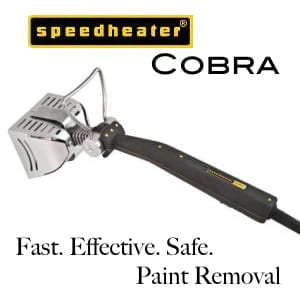 Cobra paint removal