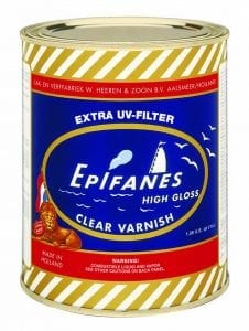 epifanes spar varnish