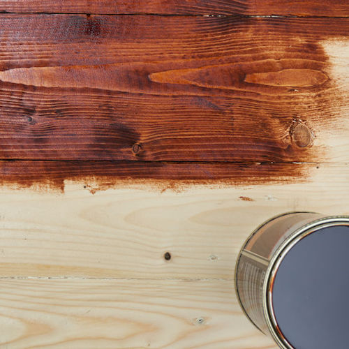 How To: Stain Wood